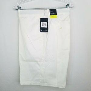 Nike Flex Mens Golf Shorts AJ5493-133 Off White 42